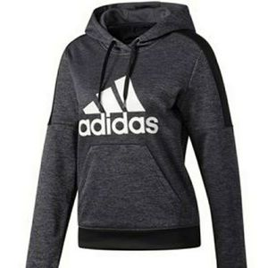 adidas Tops - Adidas FLEECE HOODIE CF0147